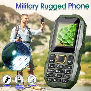 Rugged Phone Dual SIM 32MB+32MB bluetooth Torch Long Stand-by Big Speake