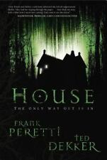 House by Ted Dekker and Frank Peretti (2007, Paperback)
