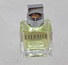 Calvin Klein Eternity for men Eau de Toilette EDT .5 oz 15 ml Mini Bottle New