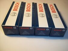 4 X BOSCH FR7LCX+ Spark-Plugs for ROVER 620 / 623 1993 - 1999