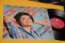 CONNIE FRANCIS LP SING ALONG WITH ORIG US