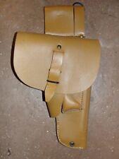 Etui holster pour P.A. PA Pistolet Automatique Armée Française cuir MAC 50
