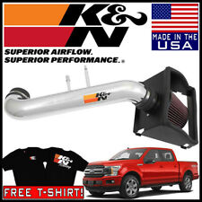 K&N 77-Series Fipk Cold Air Intake System fits 2015-2019 Ford F-150 5.0L V8