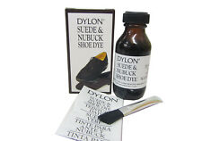 Dylon Brown Shoe Dye For Suede and Nubuck Shoe UK