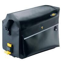 Topeak MTX Trunk DryBag schwarz wasserdichte Gepäckträgertasche Fahrrad Tasche