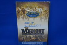 NEW CTS Carmichael Training Systems DVD Amgen Tour of California Workout 2011