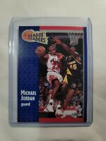 1991 Fleer Michael Jordan #220 Basketball Card
