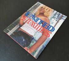 Dana Lixenberg: United States - Signed Limited Edition Hardcover - LIKE NEW!