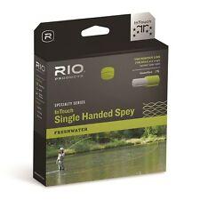 Rio InTouch Single Handed Spey Line, Wf5F.New
