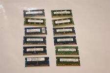 Notebook DDR3 12800S 1600MHZ 4GB RAM Modul Speicher #3001_05