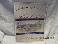 Vtg. Book Celebrating 150 Years of Haubstadt Indiana Sesquicentennial 1855-2005