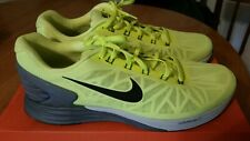c1420f948309 Nike Lunarglide Gray Athletic Shoes US Size 6 for Men