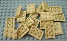 LEGO 6 x Basisplatte beige Tan Plate 2x16 4282 6030980