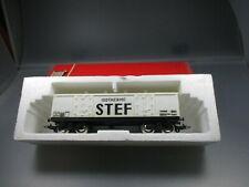 """Jouef: Güterwagen """"STEF Isotherme"""", Nr.6560 (Stiege28)"""