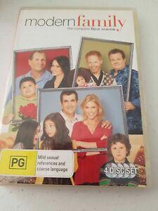 Modern Family Season One 1 DVD - SAME / NEXT DAY FREE POSTAGE