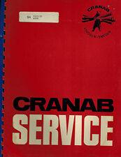 CRANAB  452-25 6020 GRAPPLE LOADER PARTS  MANUAL