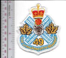 Canada Canadian Army 49th Loyal Edmonton Regiment 4th Battalion Edmonton Alberta