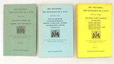 The Macleods - The Genealogy of a Clan - 3 Vol Set - Scottish Clan