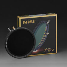 NiSi Adjustable Variable ND Filter 82mm ND8-1500 Fader Circular Neutral Density