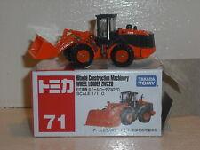Takara Tomy Hitachi ZW220 Wheel loader REF: 71