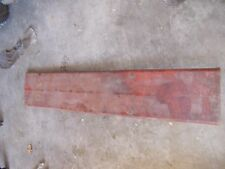 International 1466 Tractor Main Engine Motor Hood Cover Center Section