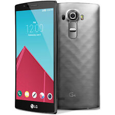 5.5''  Gris  LG G4 H811 T-mobile 32GB  16.0MP LTE Android Cell Phone -Unlocked