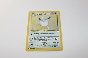 Wigglytuff #16/64 - Jungle Set  - Holo - Pokemon Card