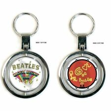 BEATLES Keychain Portachiavi Magical Mystery Tour OFFICIAL MERCHANDISE