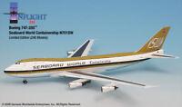 Inflight IF742009 Seaboard World Boeing 747-200F N701SW Diecast 1/200 Jet Model