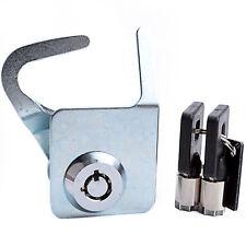 Saddlebag Lock Tour Pak Lock and Key Kit for 92-13 Harley FLH/T Replace 53194-07