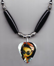 Katy Perry Photo Guitar Pick Necklace #1