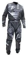 Wulfsport Forte Adult  Motocross Kit Off Road MX Shirt + Pants Black/Grey  2020