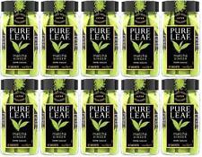 Lot of 10 - Pure Leaf Matcha Ginger 12 Pack Sealed Japan Green Tea BIUB 4/2/20