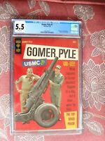 Gomer Pyle USMC # 1 CGC 5.5 FN-
