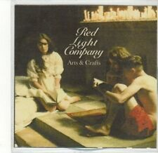 (CA773) Red Light Company, Arts & Crafts - 2009 DJ CD