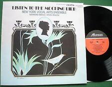 New York Vocal Arts Ensemble Listen to The Mocking Bird inc Home Sweet Home + LP