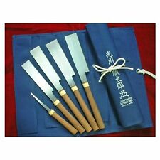 Japanese Five Saw Set for Precise Handiworking made by Jyuntaro Mitsukawa New