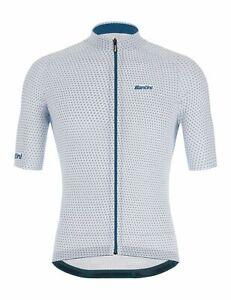 2021 Men's Karma Kite Short Sleeve Jersey - Silver