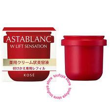 New Refill Kose Astablanc W Lift Sensation Medicated Aging Care Lifting Cream