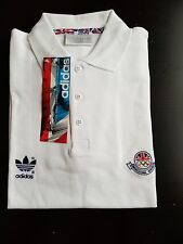 1992 BRITISH OLYMPIC SQUAD POLO SHIRT WORN AT THE XXV BARCELONA GAMES.SIZE 40/42