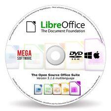 Libre Office - Une alternative à Microsoft Office Pro 2003 2007 2010 2013