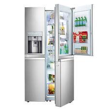 LG GR-J317WSBU Door-In-Door Refrigerator 220-240 Volts 50Hz Export Only