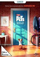PETS   DVD NEU  KEN DAURIO/CHRISTOPHER MELEDANDRI/+