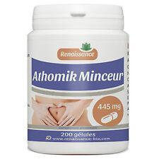Athomik Minceur - 445 mg -200 gelules classiques