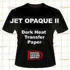 NEENAH TRANSFER PAPER JET OPAQUE II FOR DARK FABRICS 100Pk 8.5