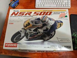 Kyosho MotoGP Rc Motorcycle
