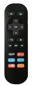 Replacement Remote Control 1 for ROKU 1 2 3 4 LT HD XD XS XDS with Instant Reply