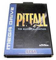 Pitfall The Mayan Adventure Sega Mega Drive PAL *Complete*