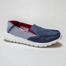 Zapatos planos de mujer textiles, Talla 41