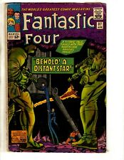 Fantastic Four # 37 VG Marvel Comic Book Thing Dr. Doom Human Torch Namor FH2